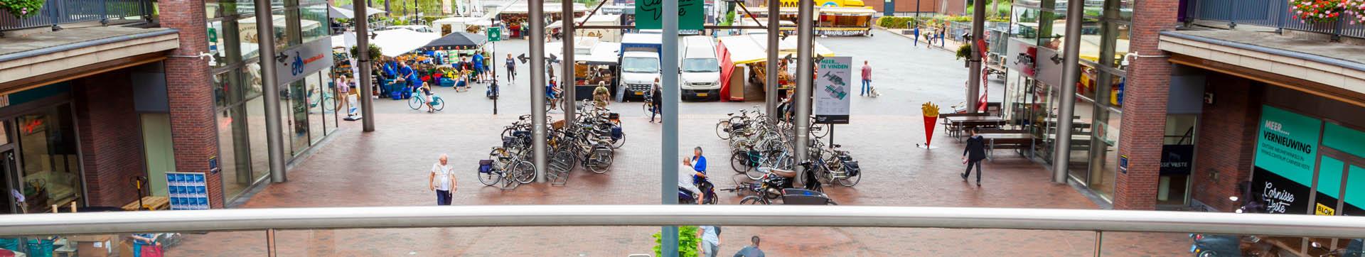 Winkelcentrum Carnisse Veste Barendrecht